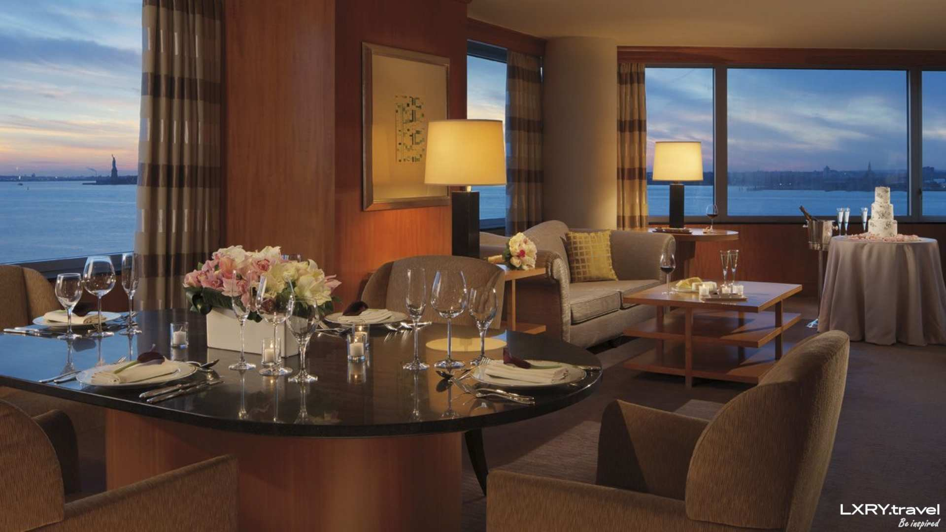 The Ritz-Carlton New York, Battery Park Hotel - New York City ...
