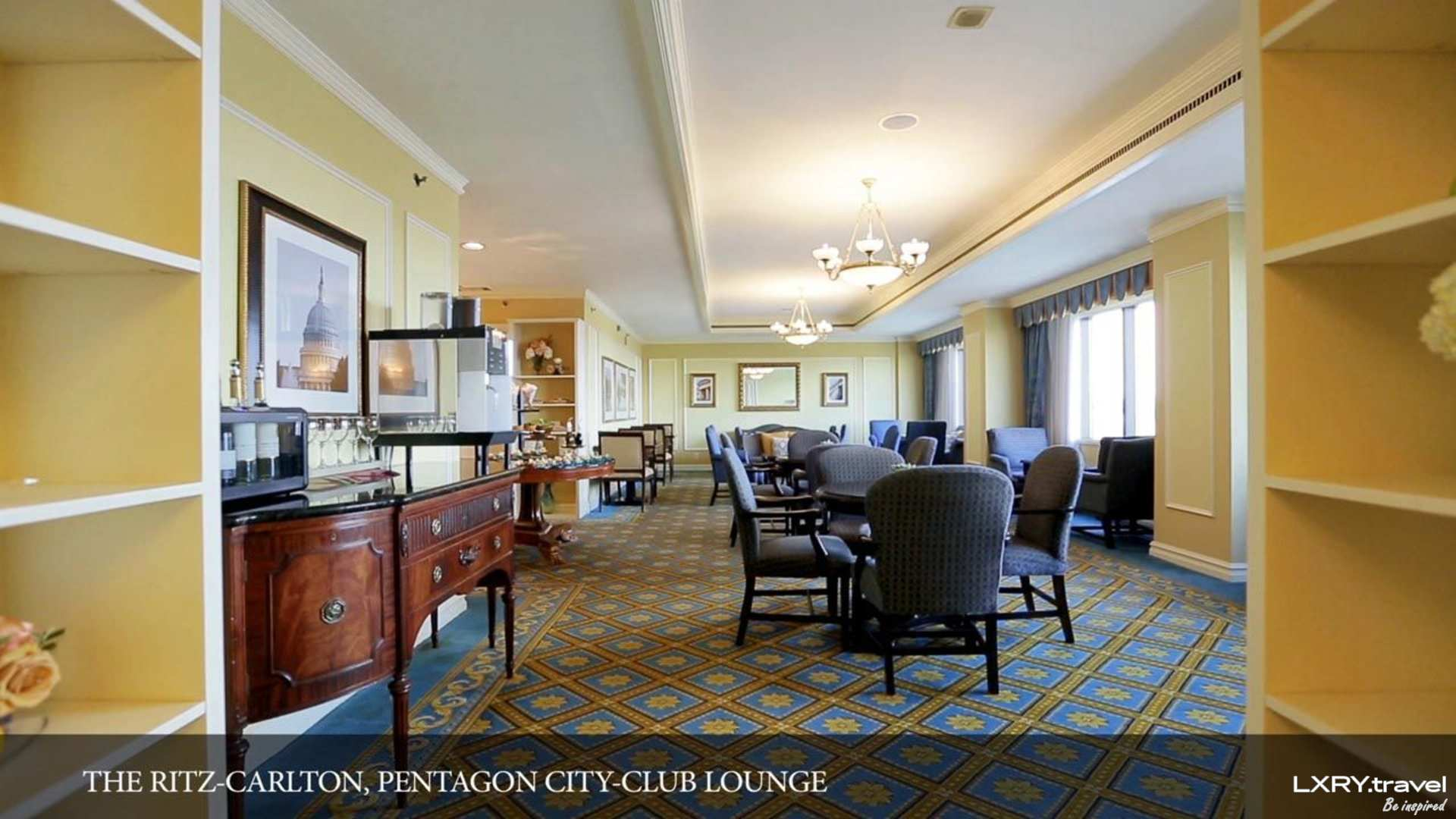 The Ritz Carlton, Pentagon City 29/35