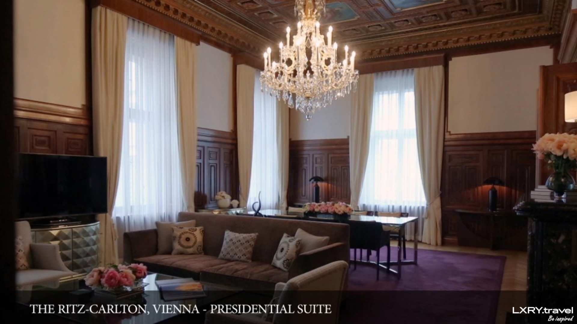 The Ritz-Carlton, Vienna 50/50
