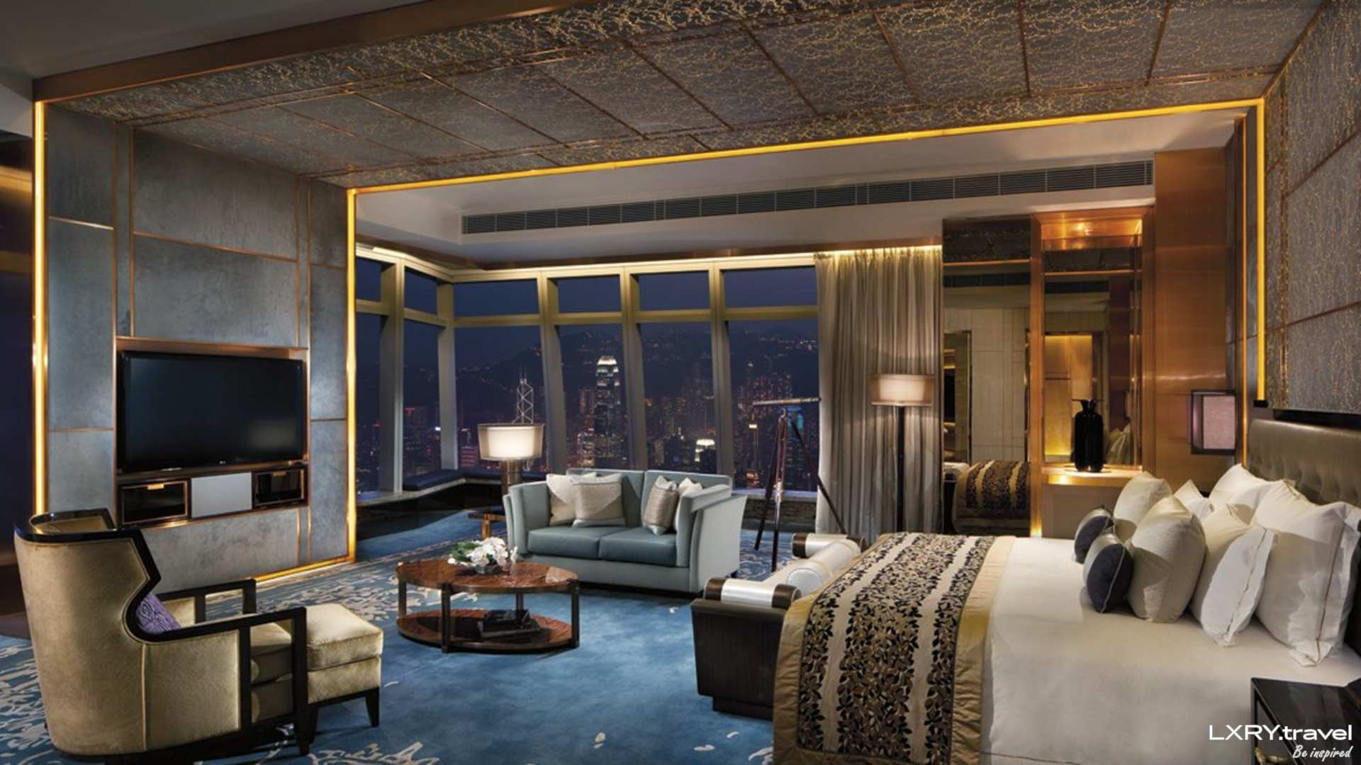 The Ritz-Carlton Hong Kong 10/53
