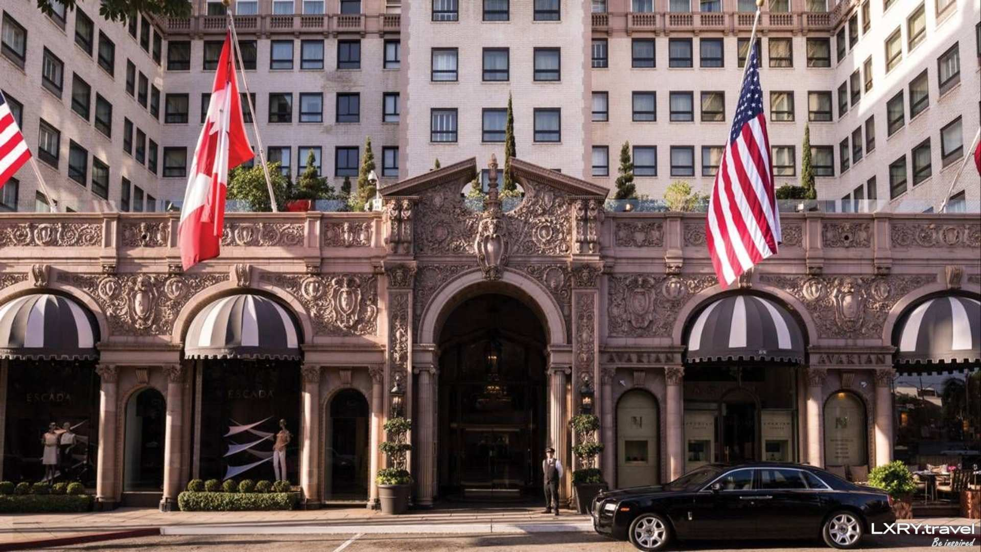 Beverly Wilshire, A Four Seasons Hotel 4/36