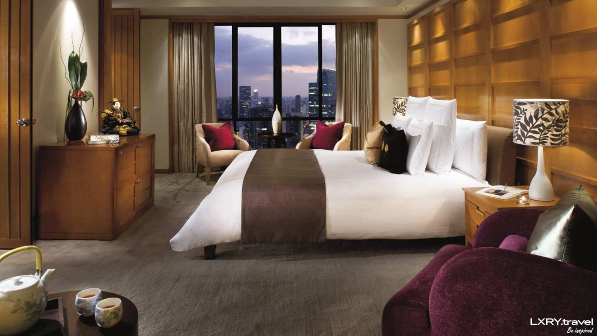 The Portman Ritz-Carlton Shanghai 8/34