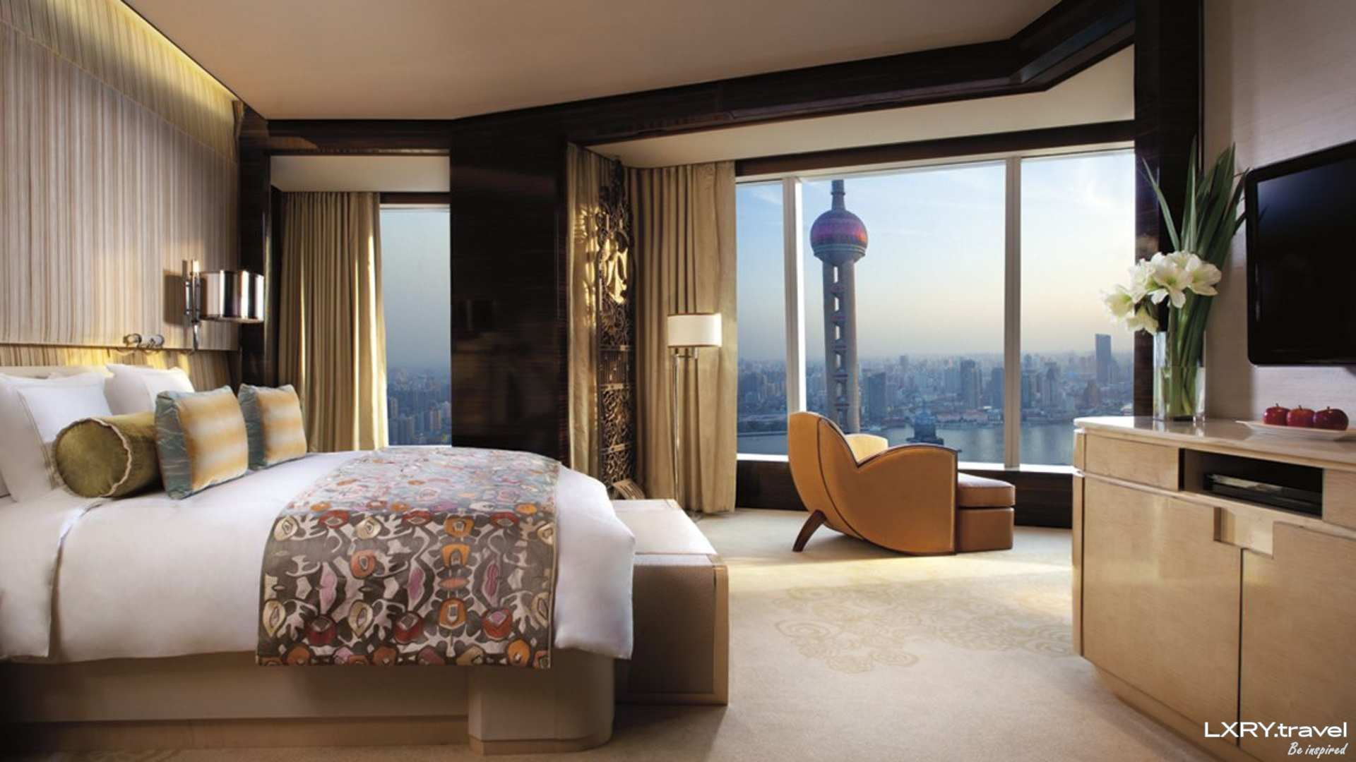 The Ritz-Carlton Shanghai, Pudong 1/29
