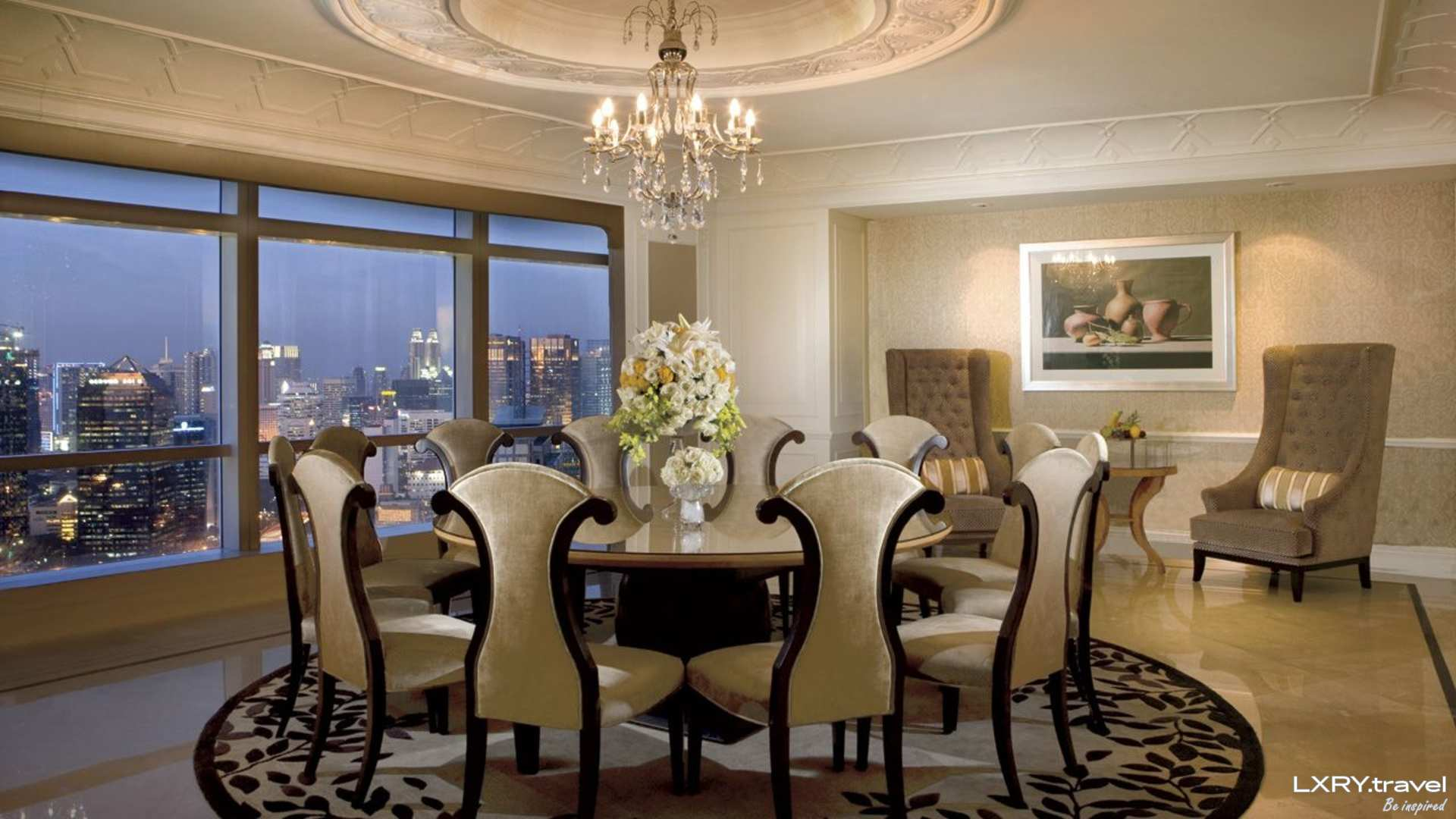 The Residences of The Ritz-Carlton Jakarta Pacific Place 13/29
