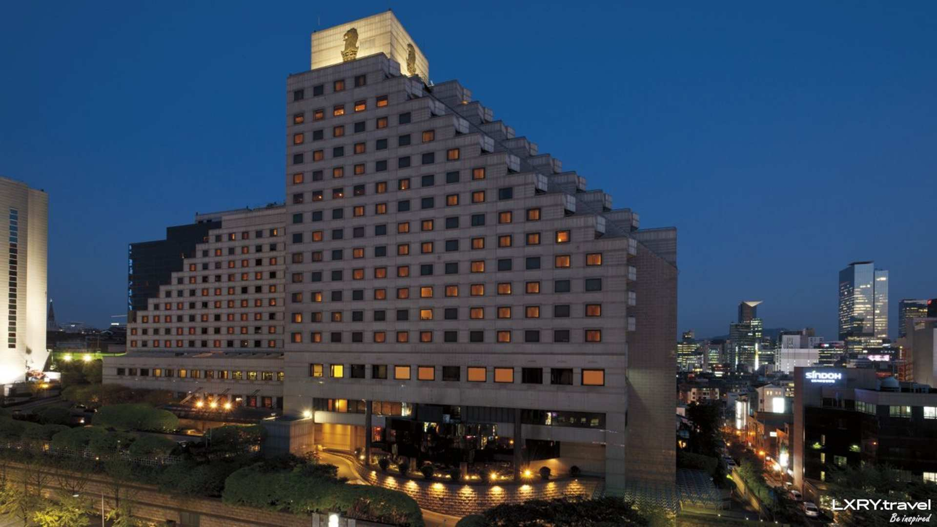 The Ritz-Carlton, Seoul 1/36