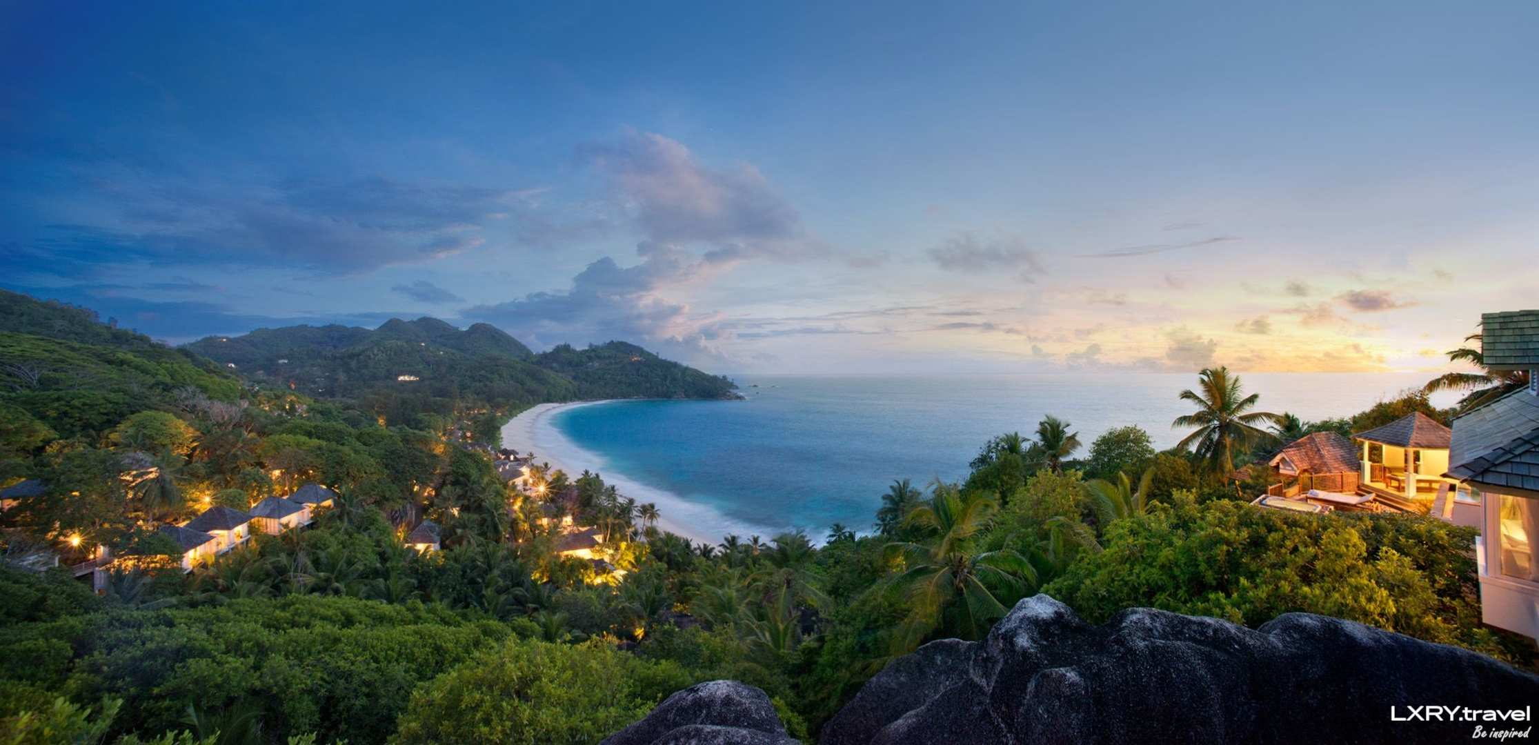 Banyan Tree Resort Seychelles - Luxury  Villas - Mahé
