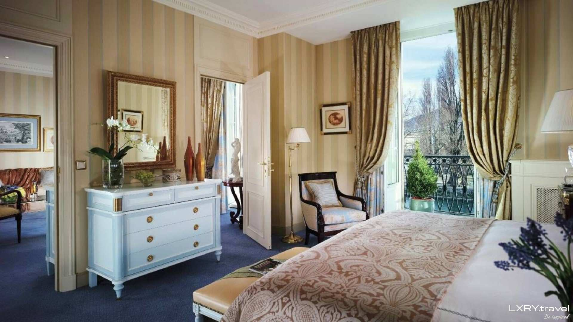Four Seasons Hotel des Bergues Geneva 15/41