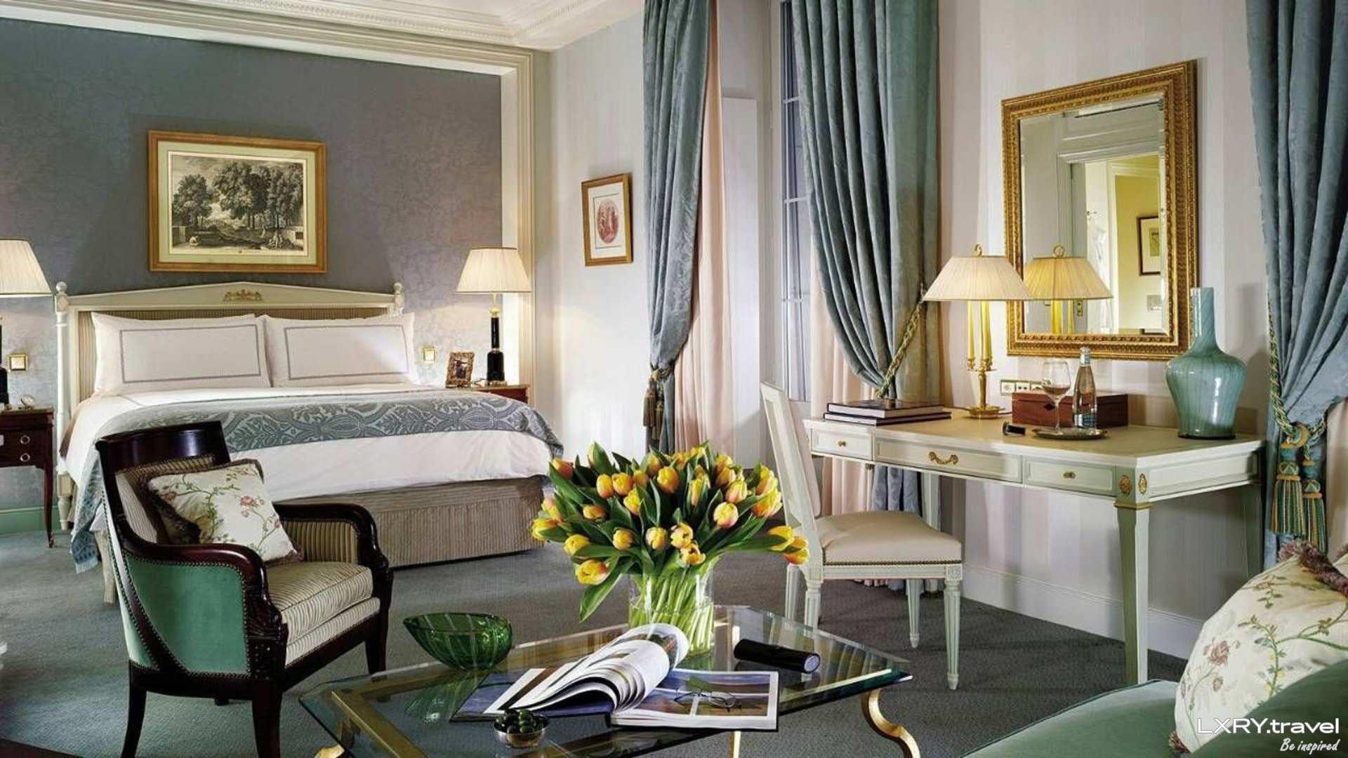 Four Seasons Hotel des Bergues Geneva 12/41