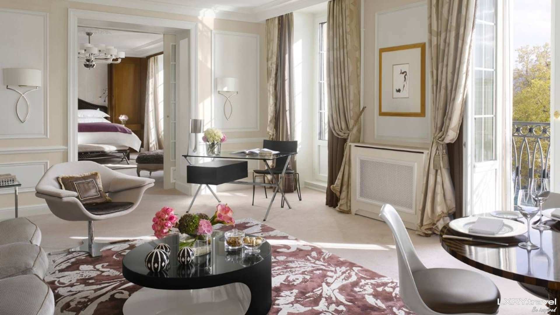 Four Seasons Hotel des Bergues Geneva 3/41