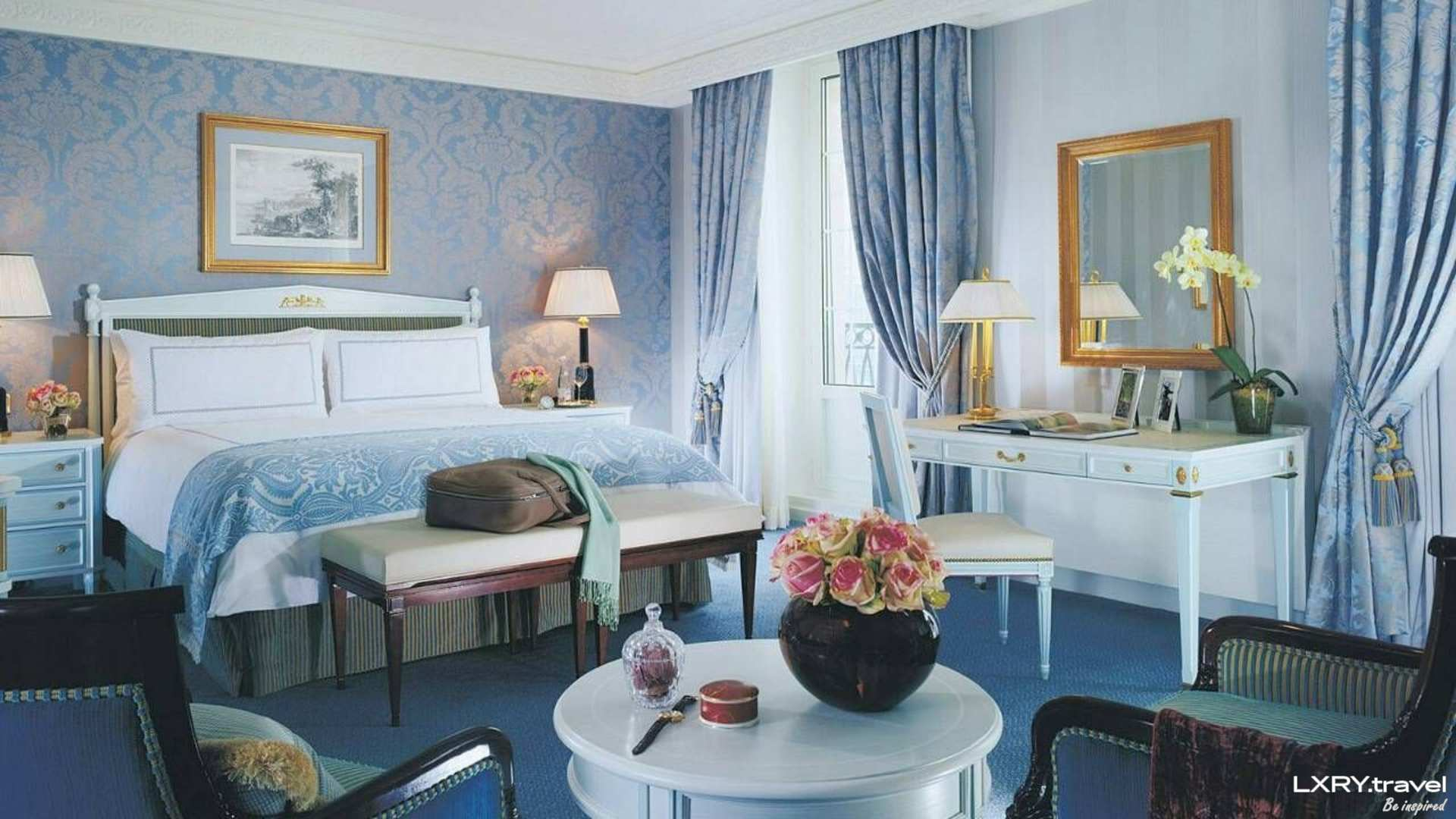 Four Seasons Hotel des Bergues Geneva 13/41