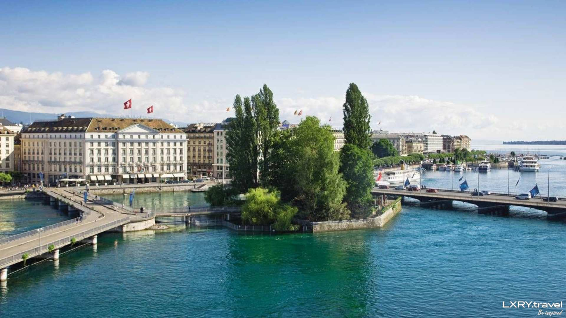 Four Seasons Hotel des Bergues Geneva 1/41