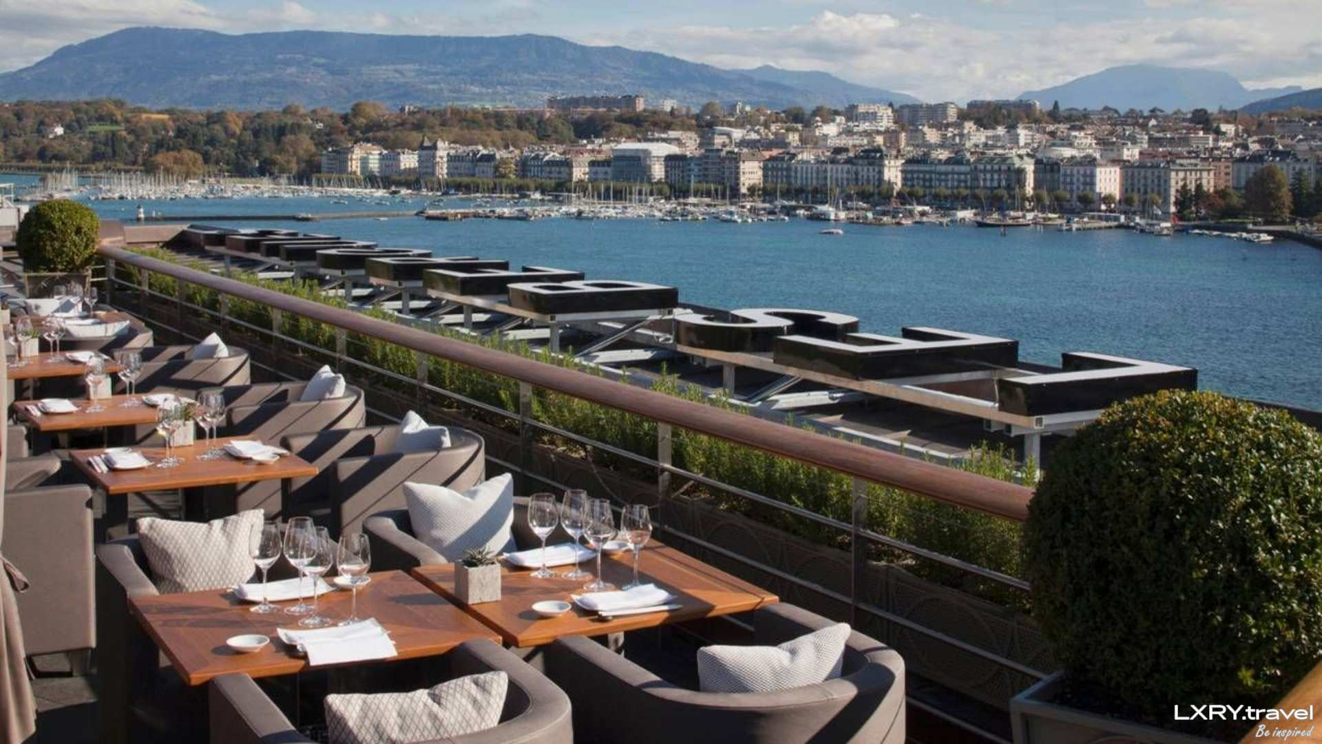 Four Seasons Hotel des Bergues Geneva 7/41