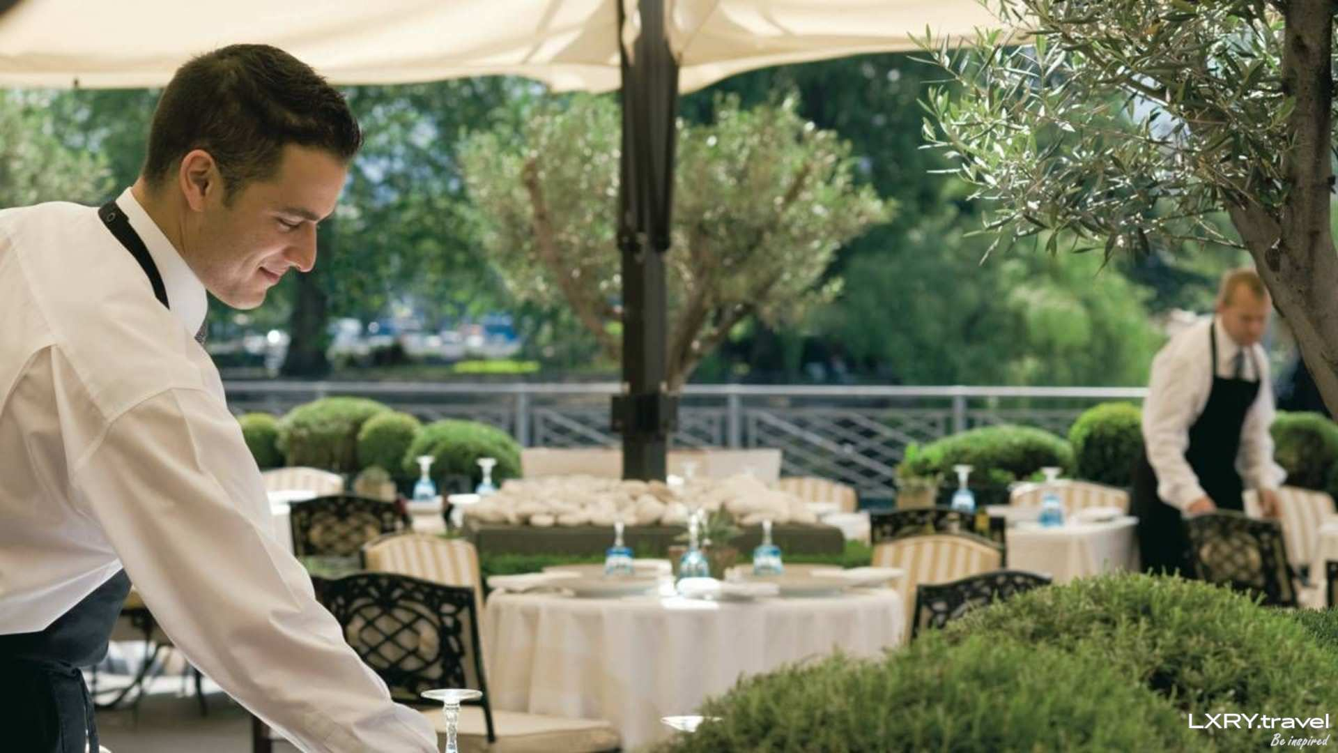 Four Seasons Hotel des Bergues Geneva 11/41