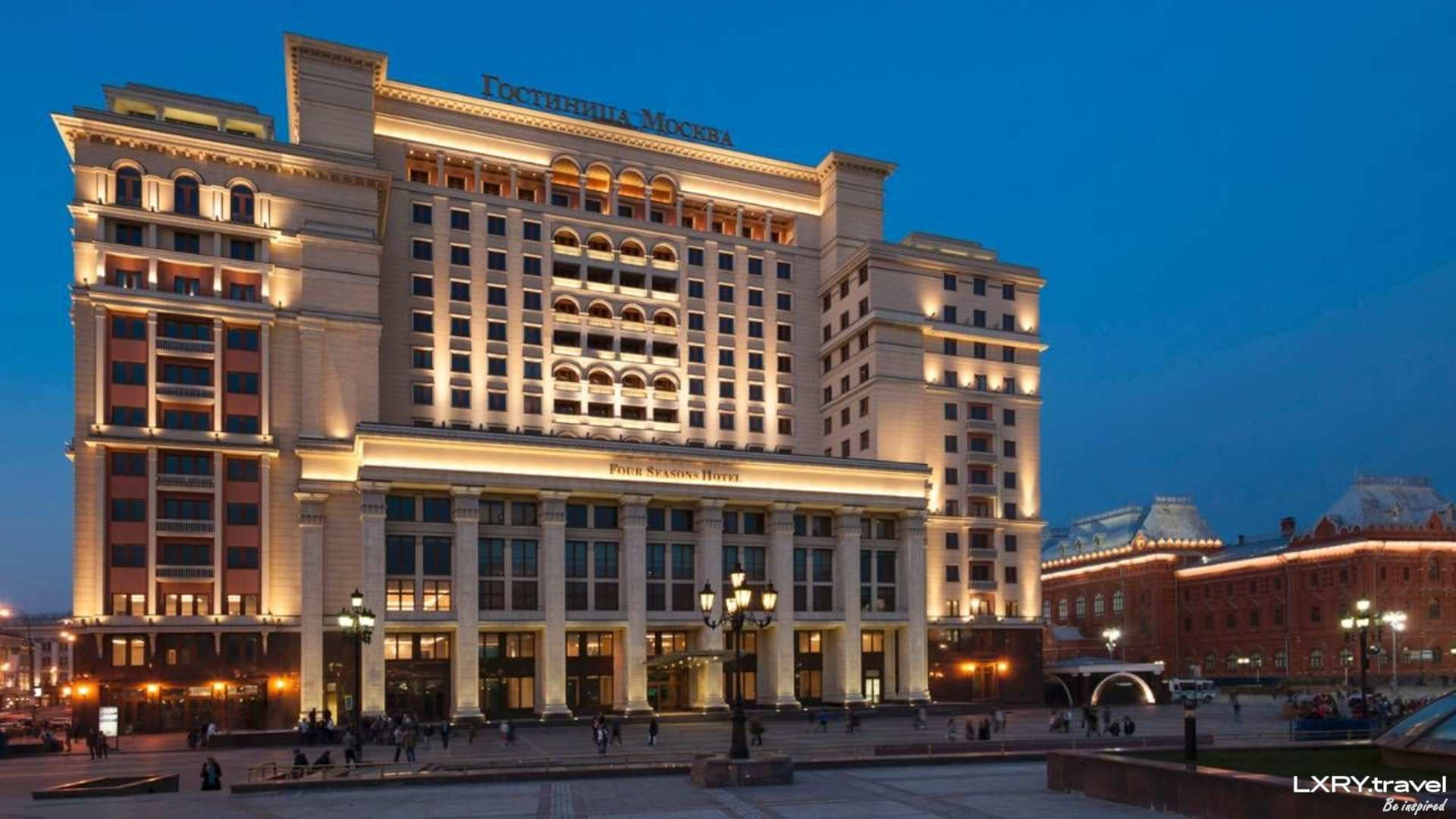Four Seasons Hotel Moscow 1/23