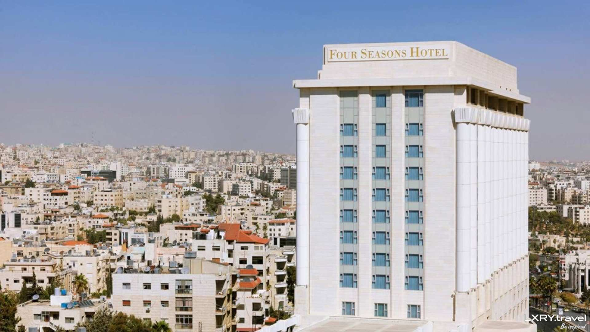 Four Seasons Hotel Amman 1/29