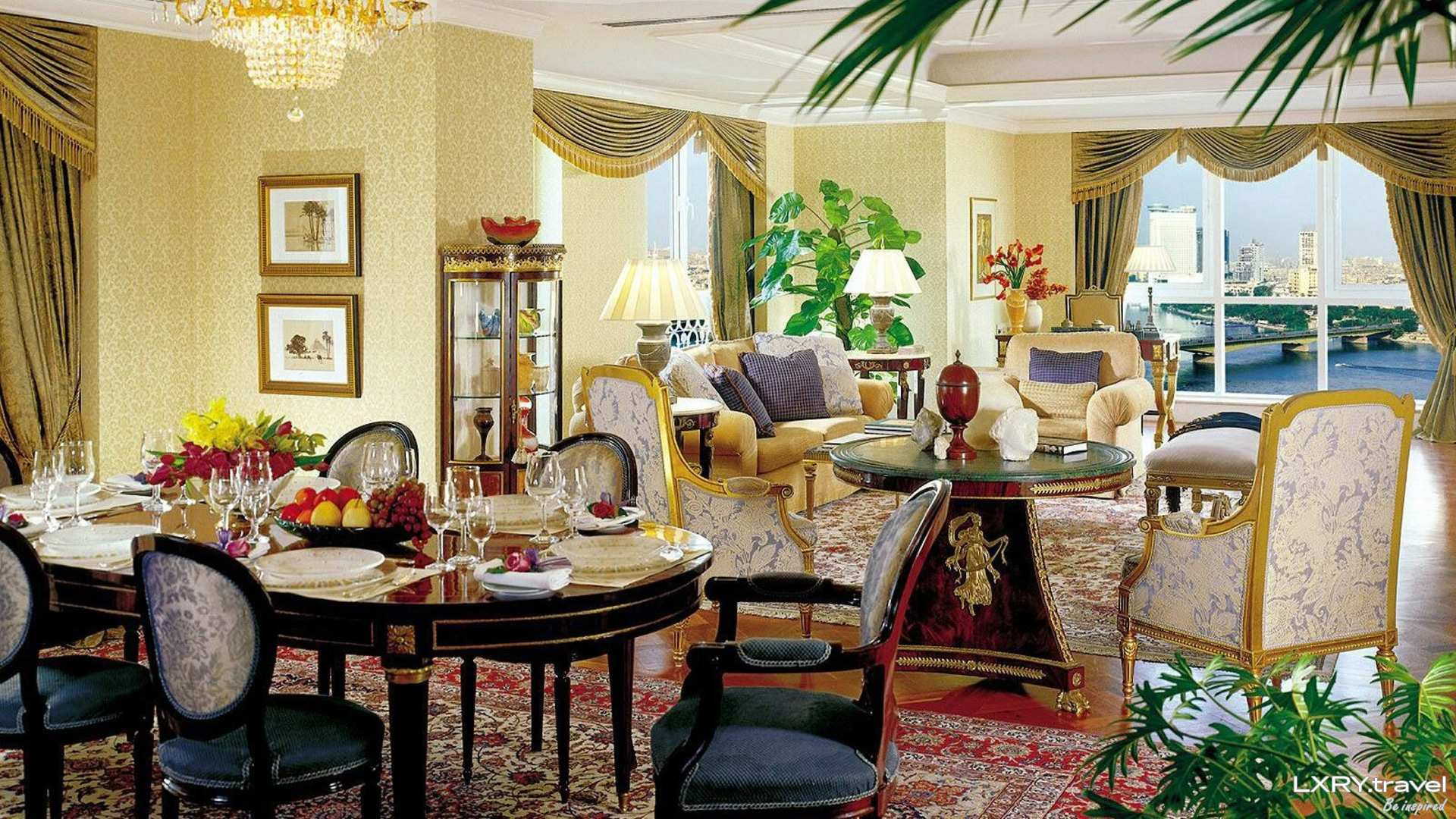 Four Seasons Cairo At The First Residence 21/21